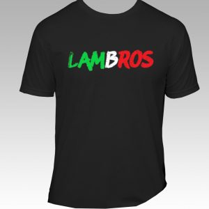 Lambros T Shirt Image (No Human) Version 1